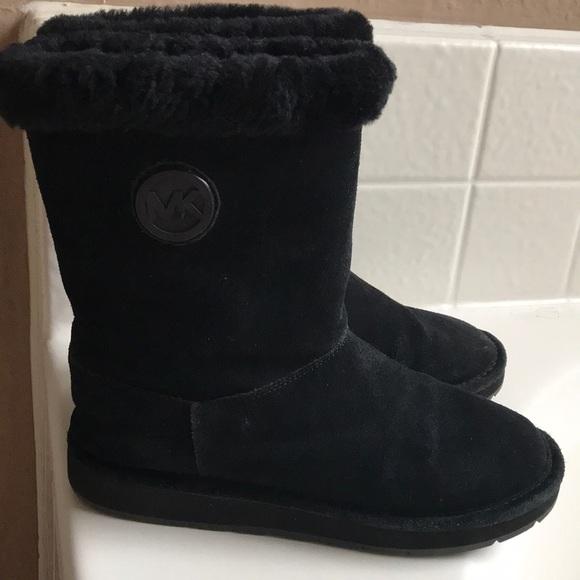 Michael Kors Shoes | Mk Ugg Boots Size